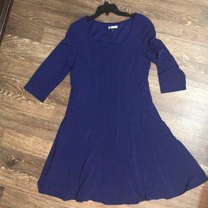 Leslie Fay, Cobalt Dress